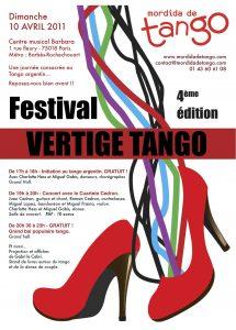 Vertige tango 2011