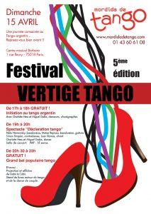 Vertige tango 2012