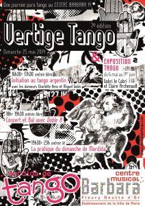 Vertige tango 2014
